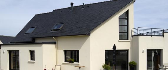 design extérieur toit terrasse