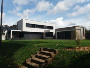 Trecobat inaugure la Villa E-Odet