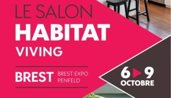 Retrouvez-nous sur Viving Brest du 6 au 9 octobre 2017!