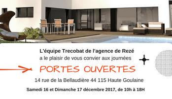 Maison contemporaine Trecobat