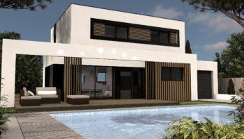 Trecobat conçoit la 1ère maison Comepos d'Occitanie