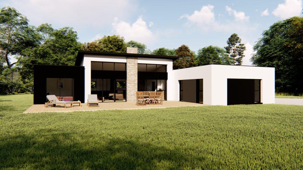 Tout projet de construction de maison moderne passe par la détermination des besoins clients en termes de design et de technicité