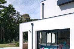 construction maison individuelle à Brest (29)