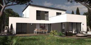 Un travail est réalisé sur le design et l'architecture de la maison pour faciliter la projection