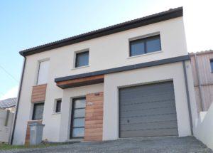 Construction d'une maison individuelle près de Nantes