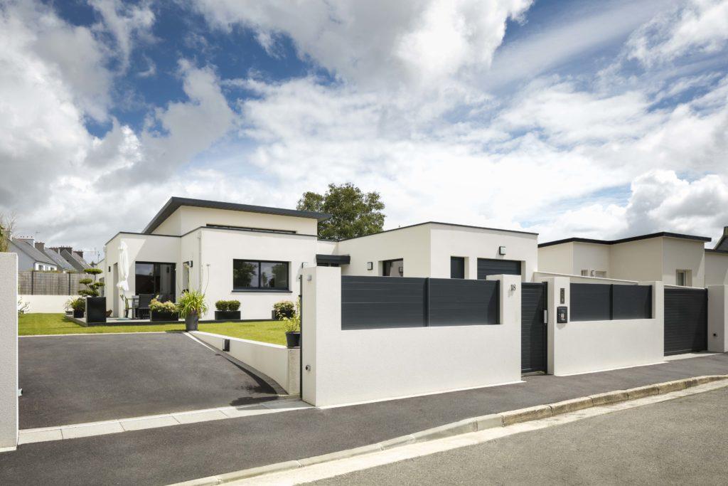Maison individuelle au Relecq Kerhuon dans le Nord Finistère