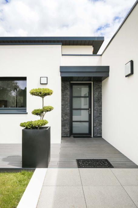 maison plain pied trecobat vcx74 slabtownrib. Black Bedroom Furniture Sets. Home Design Ideas