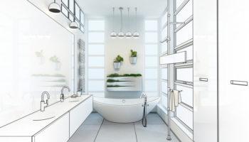 Tendances 2018 pour l'aménagement de la salle de bains
