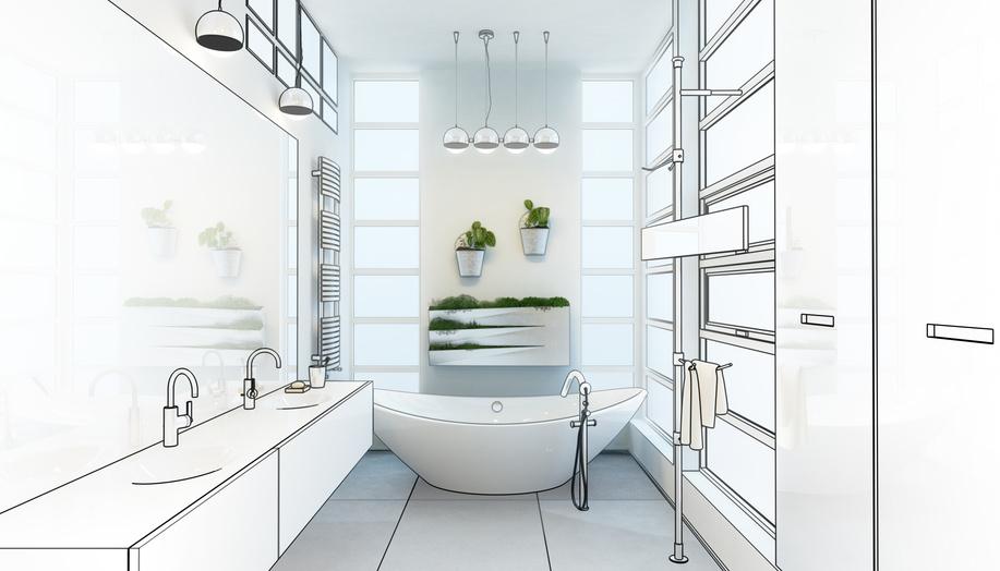 Les nouvelles tendances d'aménagement de la salle de baisn