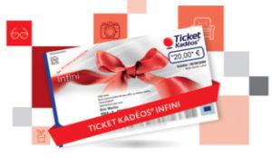 Possibilité d'opter pour des chèques cadeaux sur le Club by Trecobat