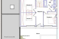 plan-etage-maison-guipavas