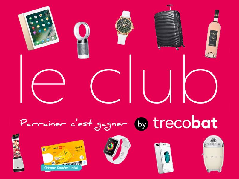 club trecobat cadeaux