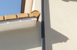 Finitions des sorties de toit et gouttière