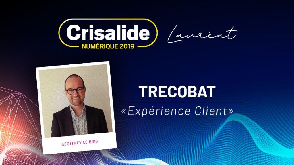 Trecobat reçoit le trophée Crisalide numérique 2019