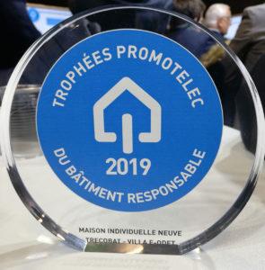 Trophée Promotelec du bâtiment responsable