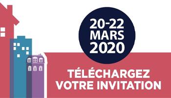 SALON REPORTÉ EN OCTOBRE  | Rencontrez nos équipes Trecobat au Salon de l'Immobilier à Toulouse du 20 au 22 Mars 2020