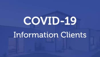 COVID 19 | Informations clients