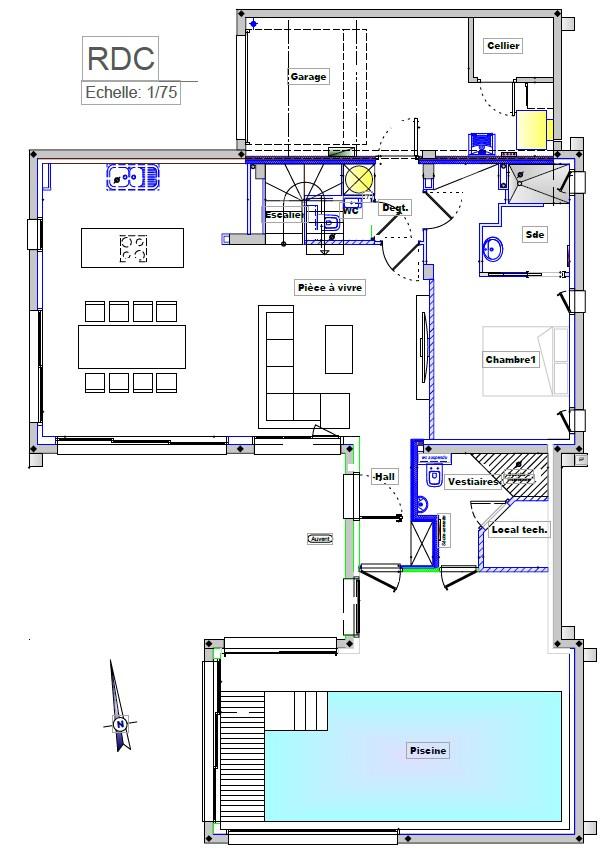 Faire Construire Une Maison Avec Piscine 9