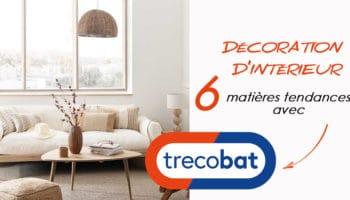 6 matières tendances en 2020 pour votre décoration d'intérieur