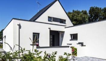 Maison traditionnelle à étage à Guérande (44)