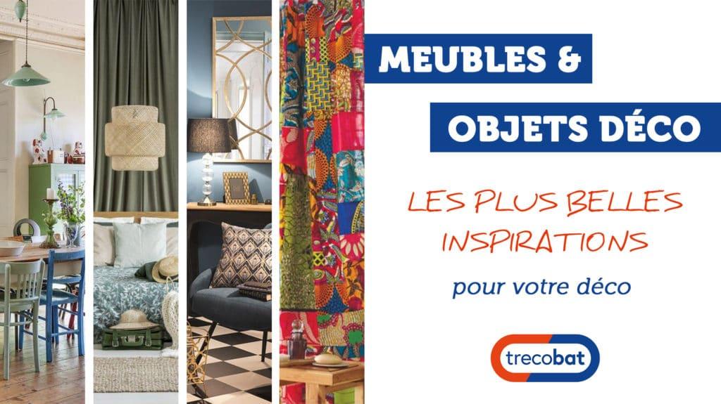 Styles de meubles et objets tendances 2020 pour votre décoration intérieure