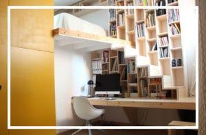 Pratiques et design les nouveaux meubles polymorphes !