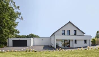 Construction d'une maison familiale à Larmor-Plage (56)