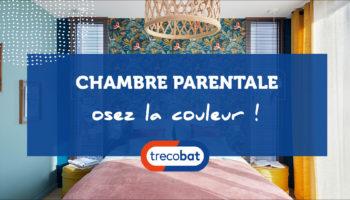Osez la couleur dans votre chambre parentale !