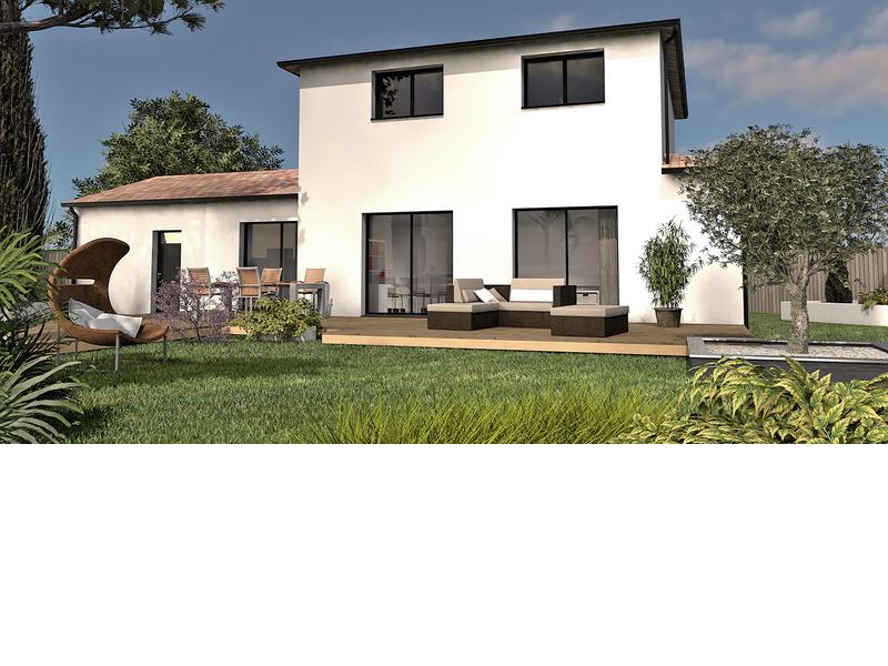 Maison de 115m2 avec 6 pièces dont 4 chambres - M-MR-170804-5042