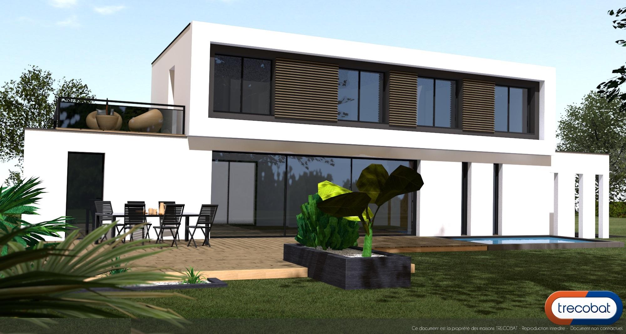 A vendre maison terrain 5 pi ces 130 m sur terrain de for Chauffer un garage non isole
