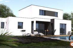 Maison+Terrain de 5 pièces avec 4 chambres à Saint Pierre de Lages 31570 – 303250 €