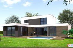 Maison+Terrain de 5 pièces avec 4 chambres à Saint Pierre de Lages 31570 – 322540 €