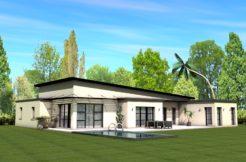 Maison+Terrain de 5 pièces avec 4 chambres à Plaisance du Touch 31830 – 374001 €