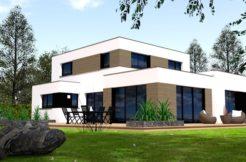 Maison+Terrain de 6 pièces avec 4 chambres à Léguevin 31490 – 375000 €