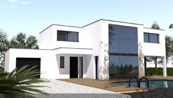 Maison+Terrain de 6 pièces avec 4 chambres à Seilh 31840 – 435000 €