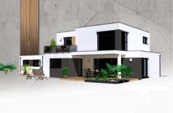 Maison+Terrain de 6 pièces avec 4 chambres à Cornebarrieu 31700 – 370001 €
