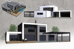Maison+Terrain de 6 pièces avec 4 chambres à Cornebarrieu 31700 – 379001 €