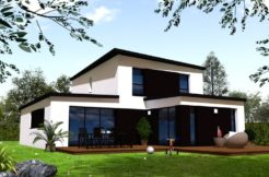 Maison+Terrain de 6 pièces avec 3 chambres à Herbignac 44410 – 172595 €