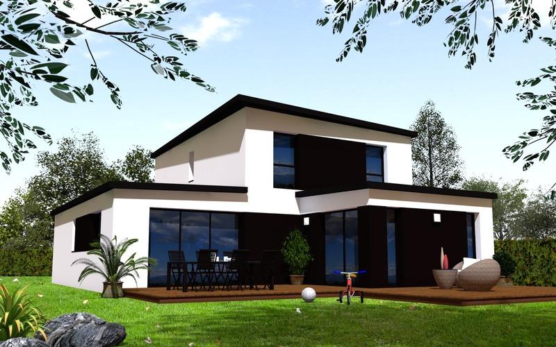 Maison+Terrain de 6 pièces avec 4 chambres à Plaisance du Touch 31830 – 356000 €