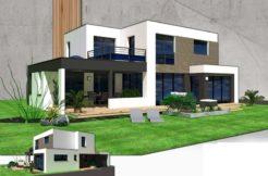 Maison+Terrain de 6 pièces avec 5 chambres à Plaisance du Touch 31830 – 335000 €