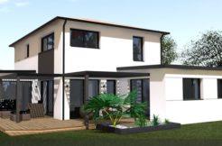 Maison+Terrain de 6 pièces avec 4 chambres à Plaisance du Touch 31830 – 386000 €