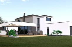 Maison+Terrain de 6 pièces avec 4 chambres à Léguevin 31490 – 407900 €