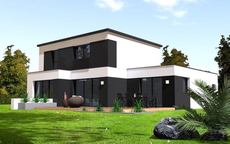 Maison+Terrain de 6 pièces avec 4 chambres à Léguevin 31490 – 333900 €