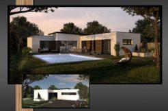 Maison+Terrain de 6 pièces avec 4 chambres à Léguevin 31490 – 351900 €