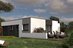 Maison+Terrain de 5 pièces avec 2 chambres à Ploeren 56880 – 230065 € - YM-19-06-11-5