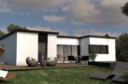 Maison+Terrain de 5 pièces avec 3 chambres à Ploeren 56880 – 239094 € - YM-19-06-11-38