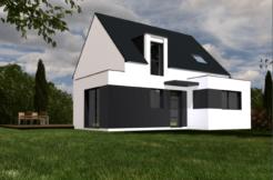 Maison+Terrain de 6 pièces avec 4 chambres à Cordemais 44360 – 222000 € - BF-18-07-27-18