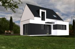 Maison+Terrain de 6 pièces avec 4 chambres à Petit Mars 44390 – 222000 € - BF-18-07-14-2