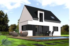 Maison+Terrain de 6 pièces avec 4 chambres à Nivillac 56130 – 188884 € - VB-19-04-02-7