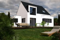 Maison+Terrain de 5 pièces avec 4 chambres à Baye 29300 – 192170 € - RMO-18-04-22-124